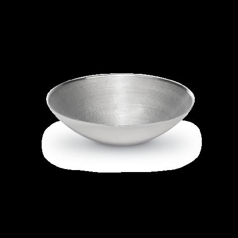 ciotola centrotavola argento