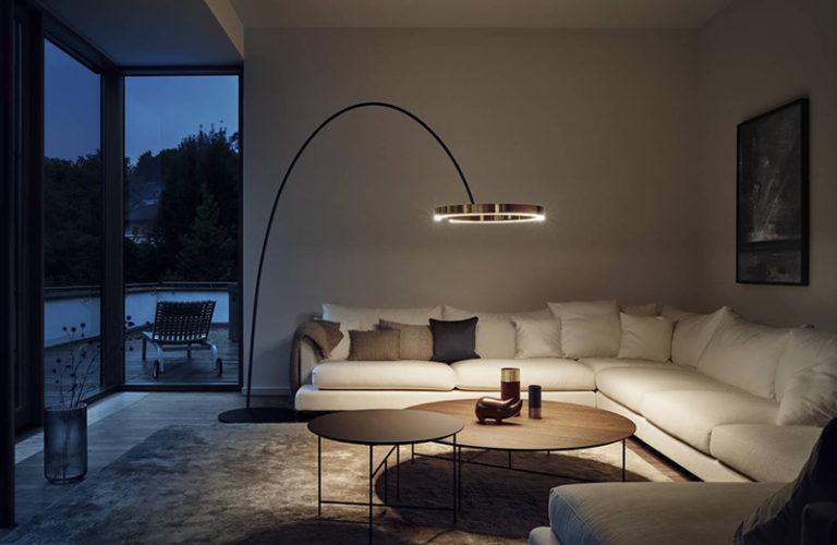 le migliori lampade da terra di design e lusso per arredare la tua casa