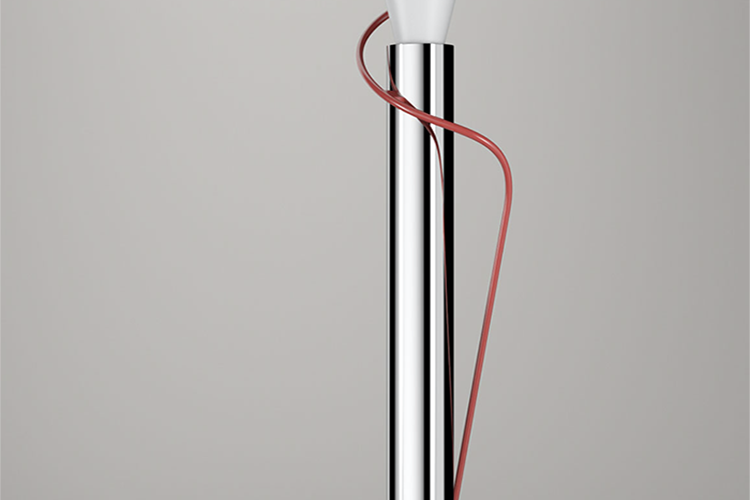 lampada ballerina di Luciano Baldessari del 1929 luminator