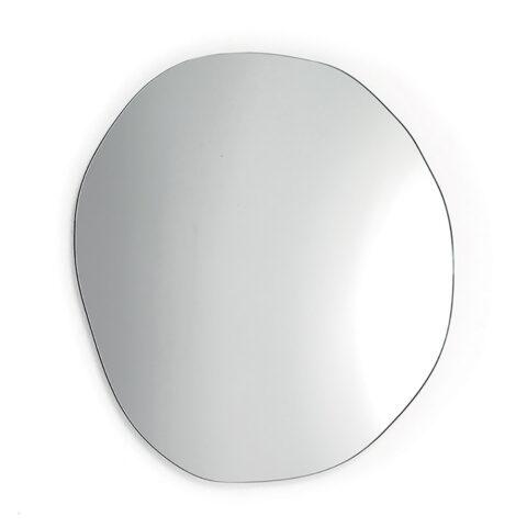 specchio tondo semplice